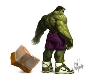 Hulk Shop!